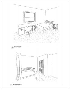 2 Bedroom/1.5 Bathroom Townhome